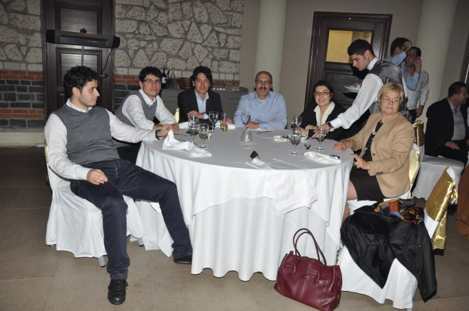 Year end party 2011 in Silivri